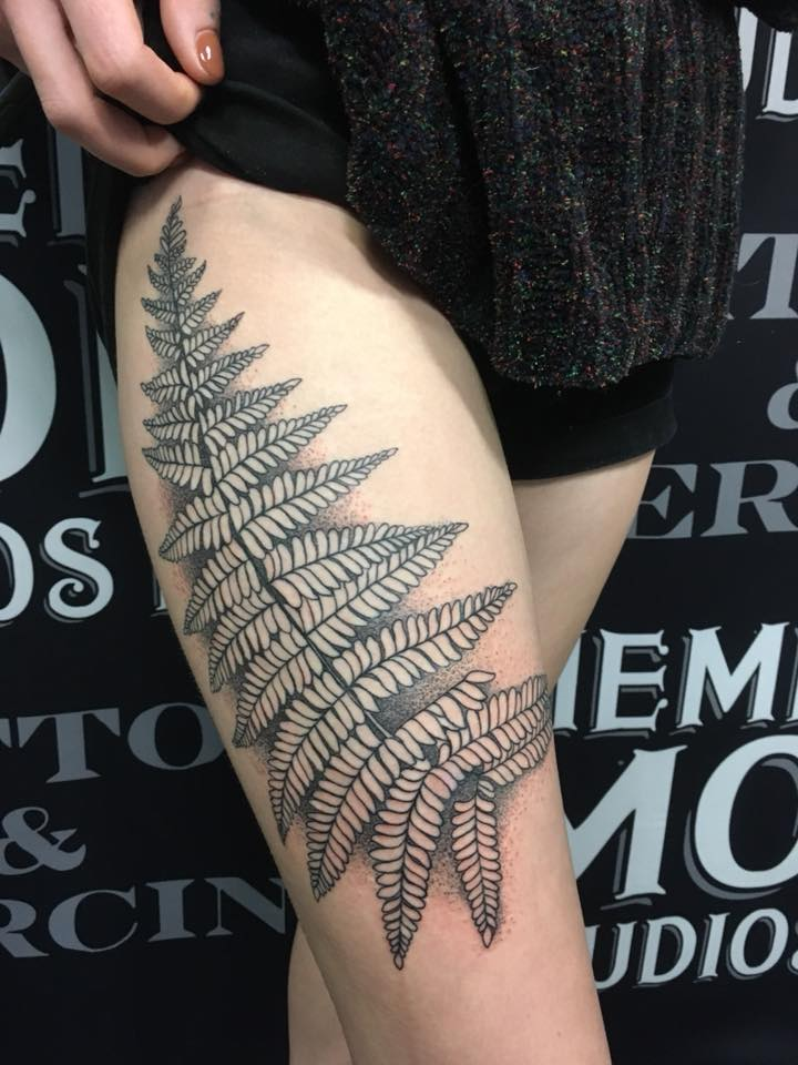 Tattoo Department Memento Mori Studios Inc